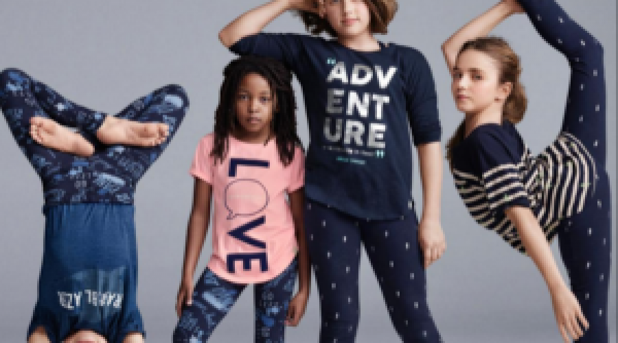 "Gap apologizes for Le Petit Cirque ""racist"" ad"