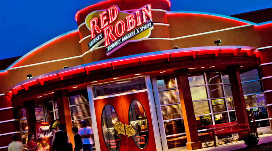 As we predicted 12/21/15: Red Robin goes into review
