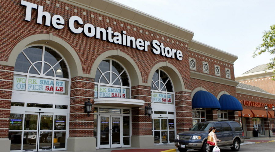 Container Store founder stepping down