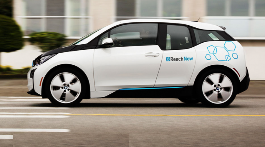 BMW's ReachNow relaunch & new CEO = Opportunity