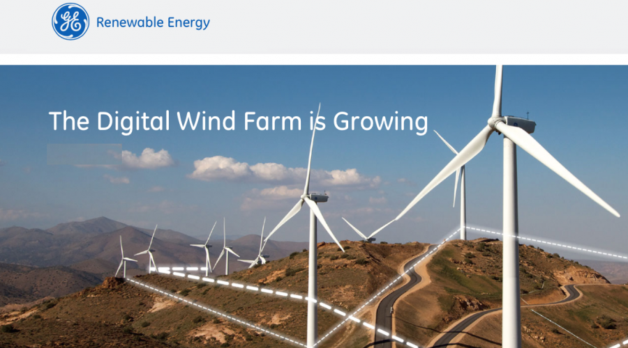 GE Renewable Energy's CMO search