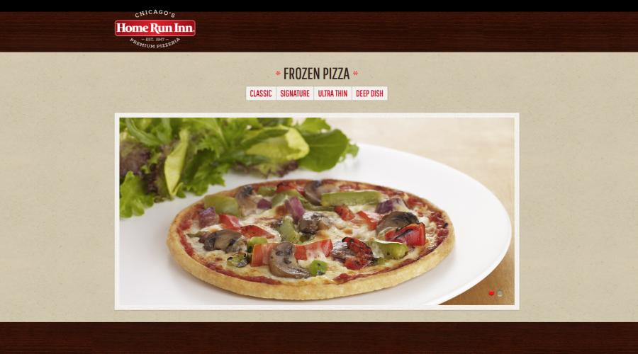 Iconic Chicago Pizzeria Home Run Inn Redesigns Brand