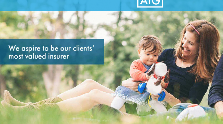 AIG's new Chief Digital Officer