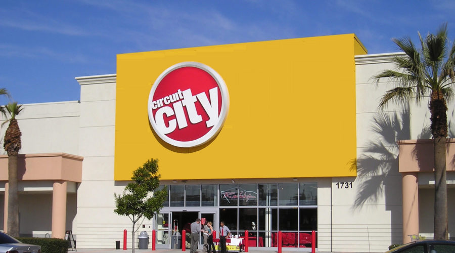 Here comes Circuit City