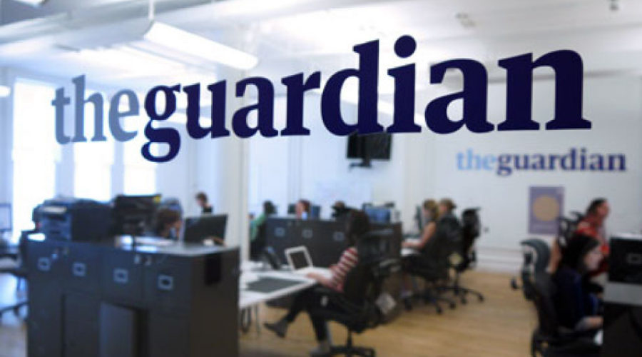 The Guardian reviews digital and direct advertising services