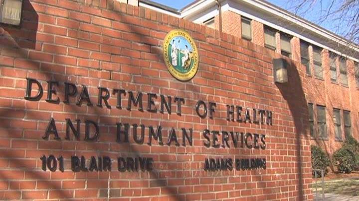 Social Media Review: NC Dept  of Health - Ratti Report