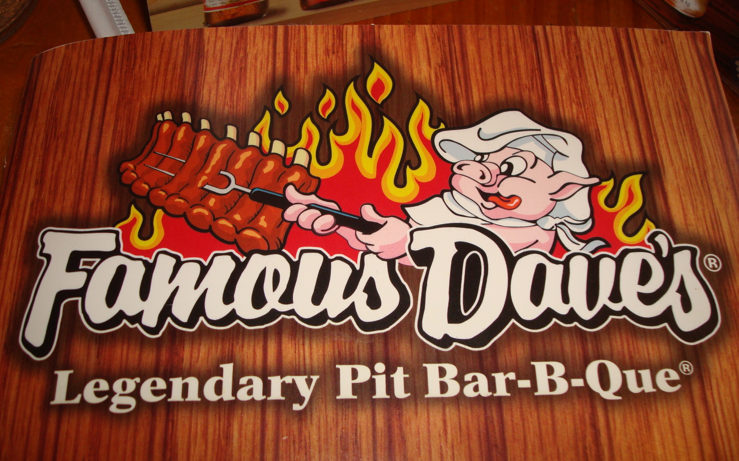 Famous Daves Ratti