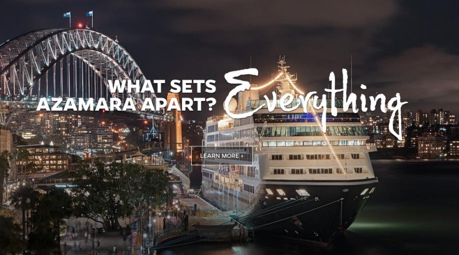 Azamara Club Cruises reviews Social Media