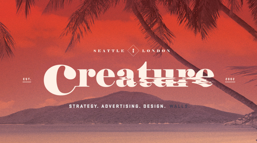 Agency Creature Seattle Closes