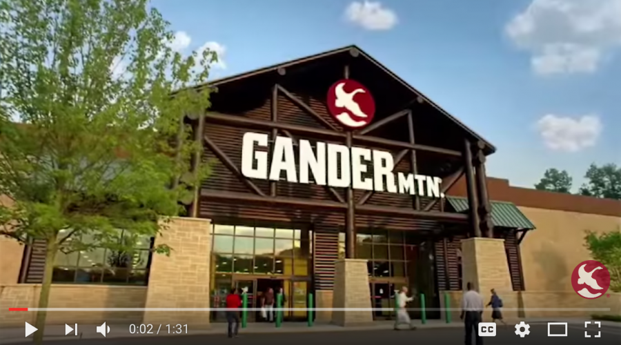 Gander Mountain bring on Sports Authority CMO