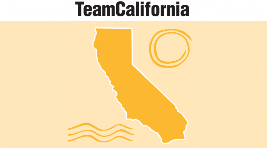 Website RFP for TeamCalifornia