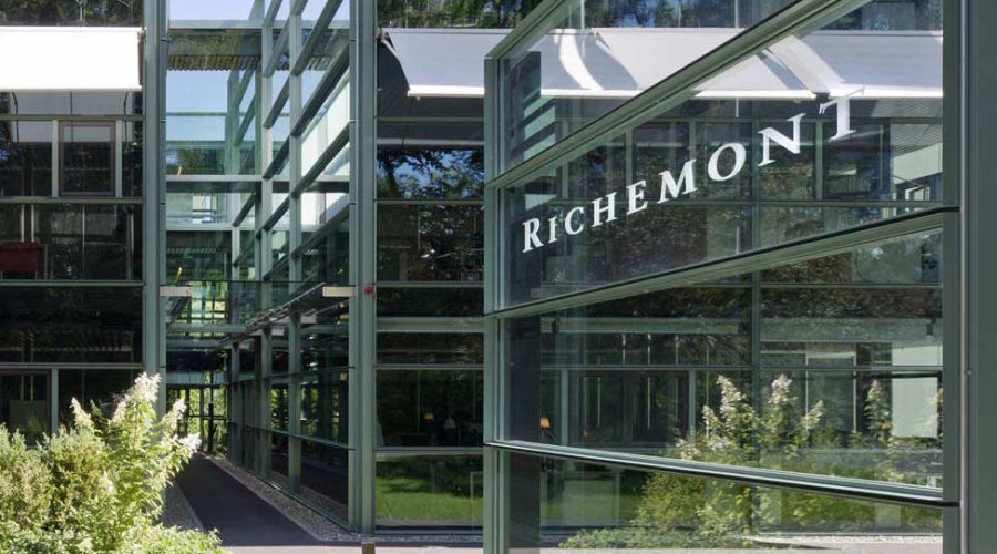 Richemont's $400 media up for grabs