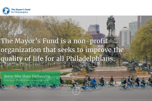 Mayors Fund For Philadelphia Seeks Marketing Help