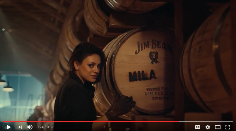 Jim Beam's Global Creative Review