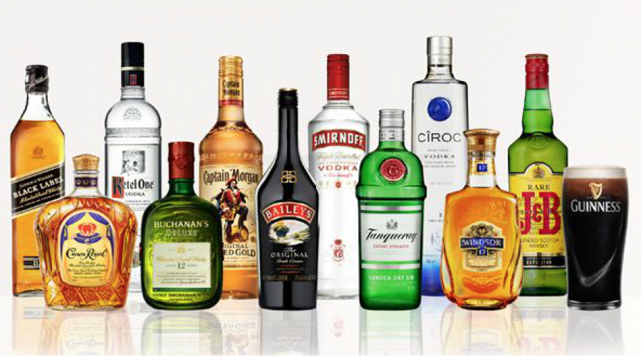 Check into Diageo brands in Canada