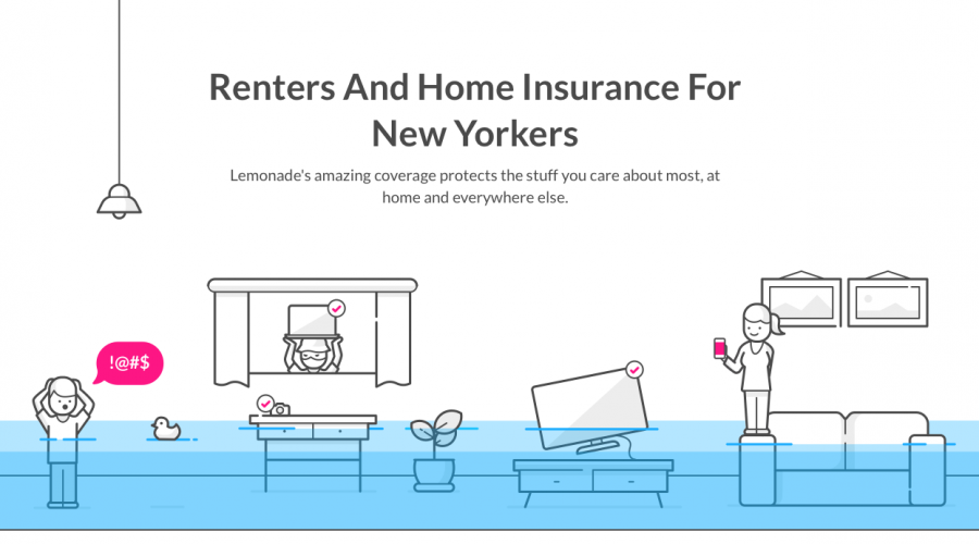 Peer-to-peer insurer Lemonade launches in New York