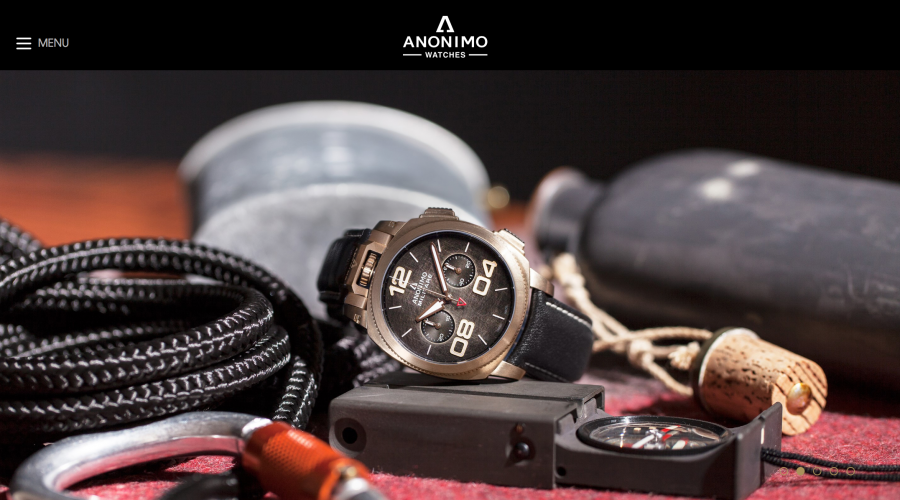 Swiss brand Anonimo restructures under new CEO