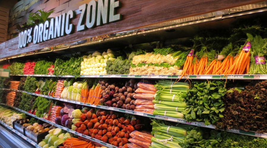 Whole Foods Bags 3 New Global VPs