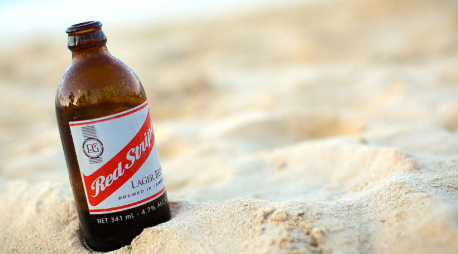 Red Stripe and 7 other beers change importers