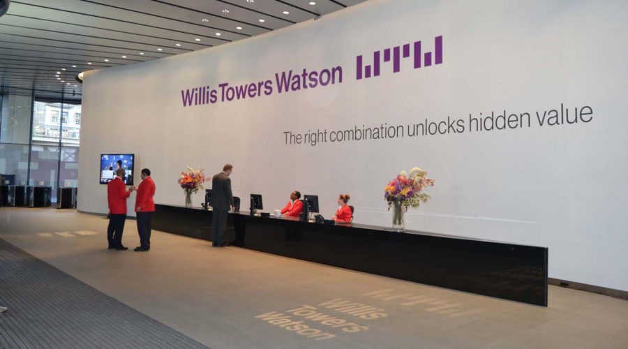 Smellin' an ad review over at Willis Towers Watson