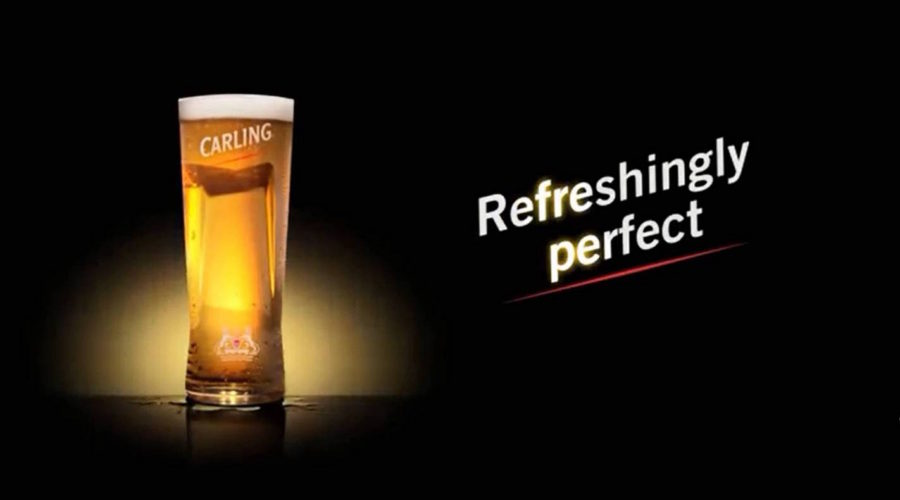 Carling Beer in review via ISBA