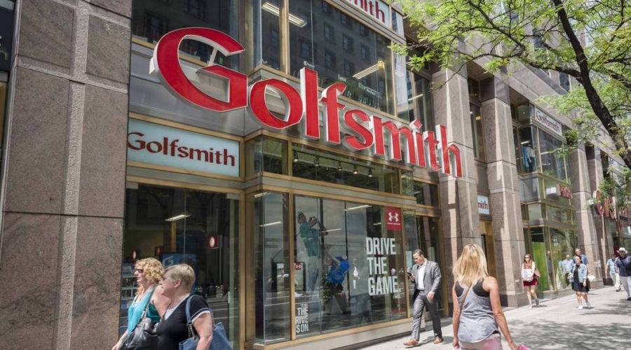 Golfsmith Stores will be a client once again