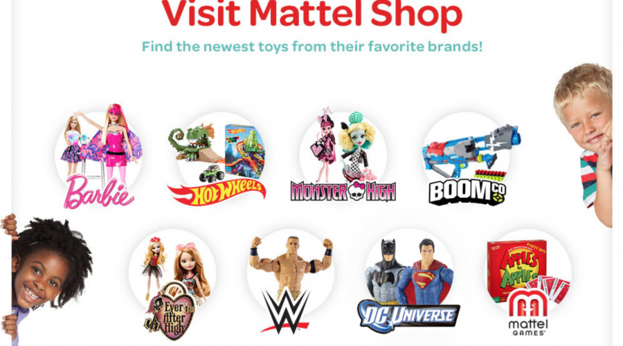 Mattel makes 2nd big move in a day: Media Ad Review