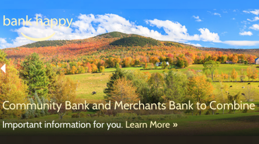 Another bank merger might need your help