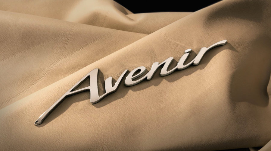 Buick introduces luxury nameplate Avenir