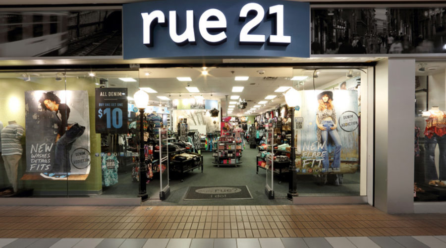 rue21 ousts longtime CEO and that's not all