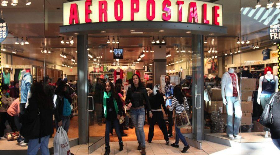 The comeback: Retailer Aéropostale