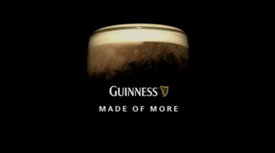 Agencies line up for Guinness Web Brief