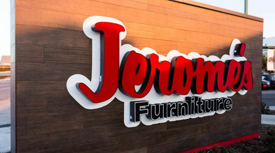 Big changes at Jerome's Furniture