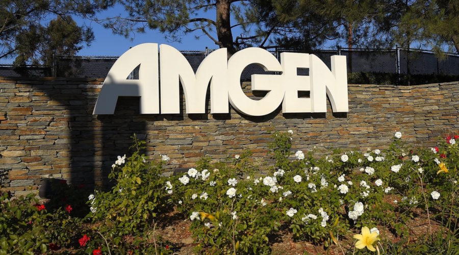 Biotech Giant Amgen to Review Media Account
