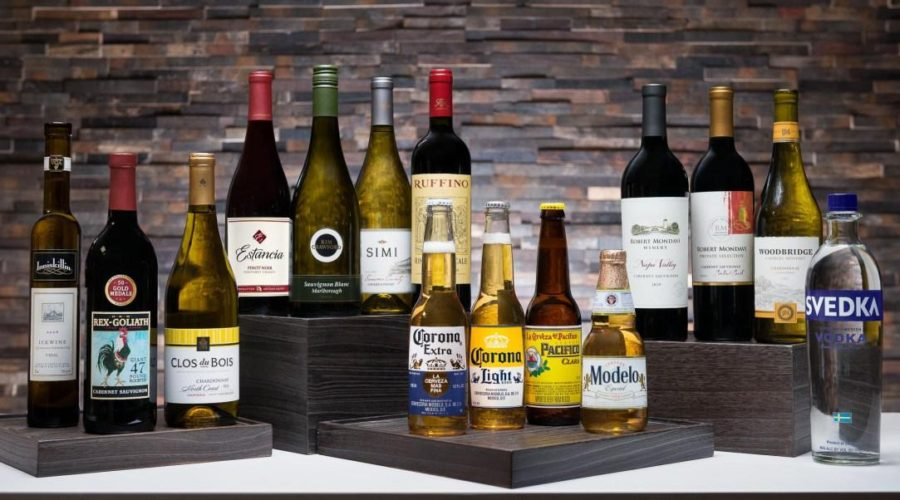 Lots of top brass movement over at Constellation Brands