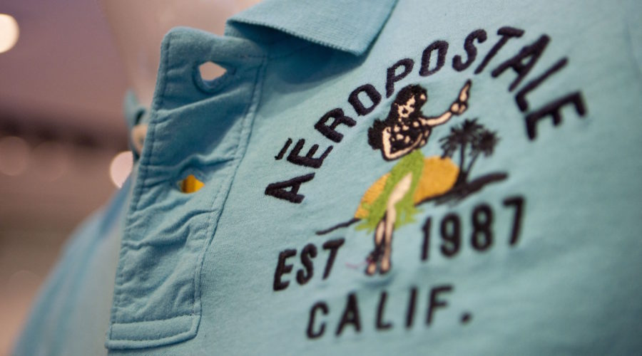 Aéropostale is happening right Now