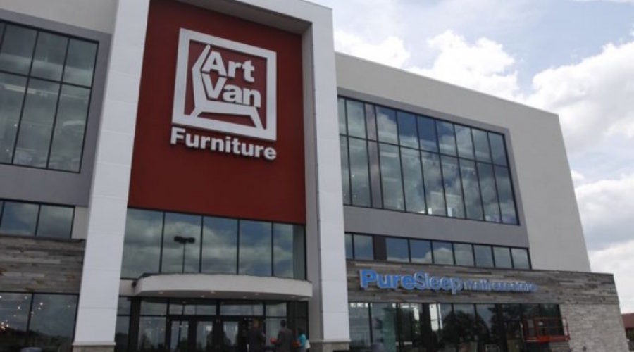Private equity firm takes over Art Van Furniture