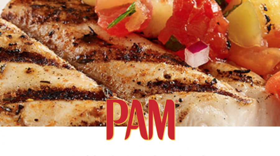 Ratti Exclusive: Pam cooking spray