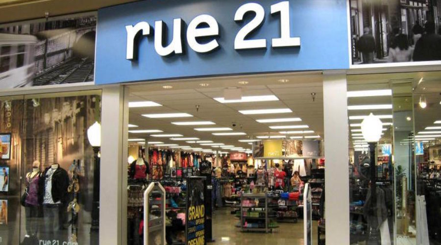 Rue 21 slip's on new CMO & COO