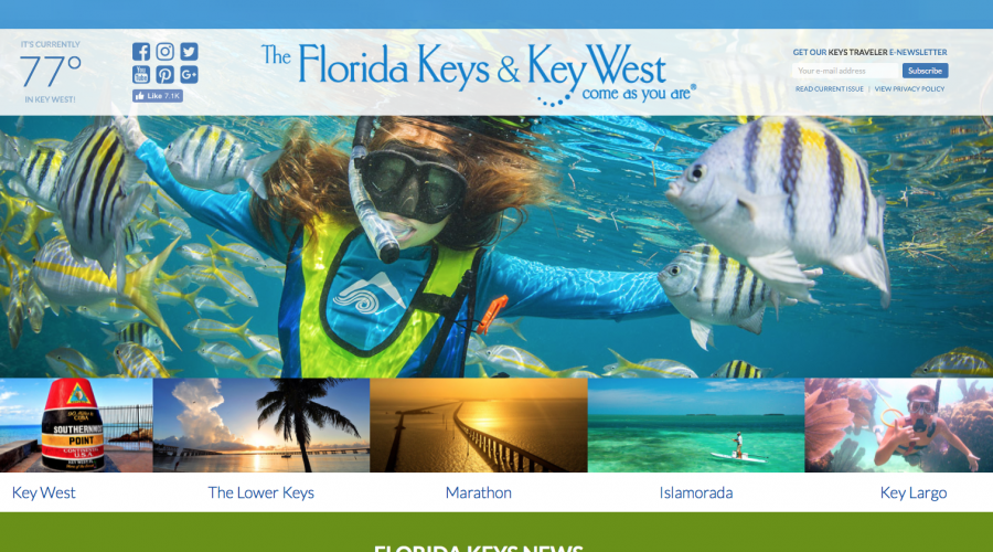 Florida Keys Reviews Tourism PR