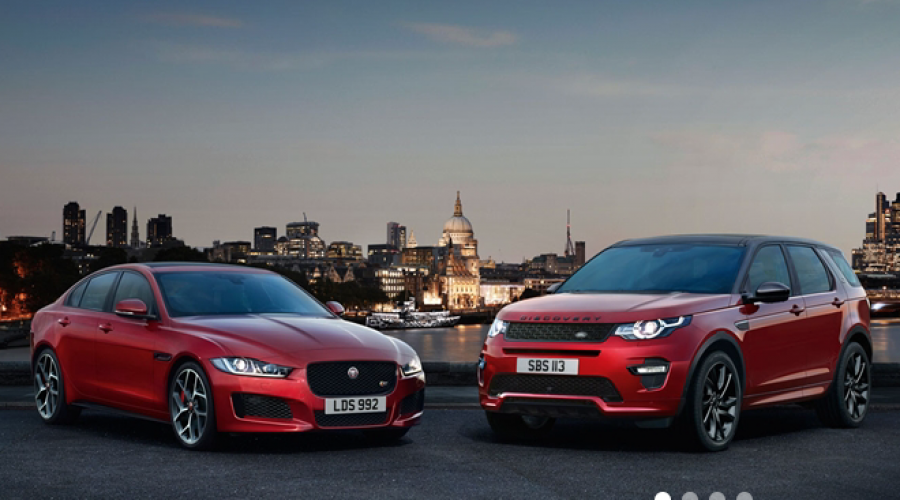 Jaguar Land Rover calls global media review
