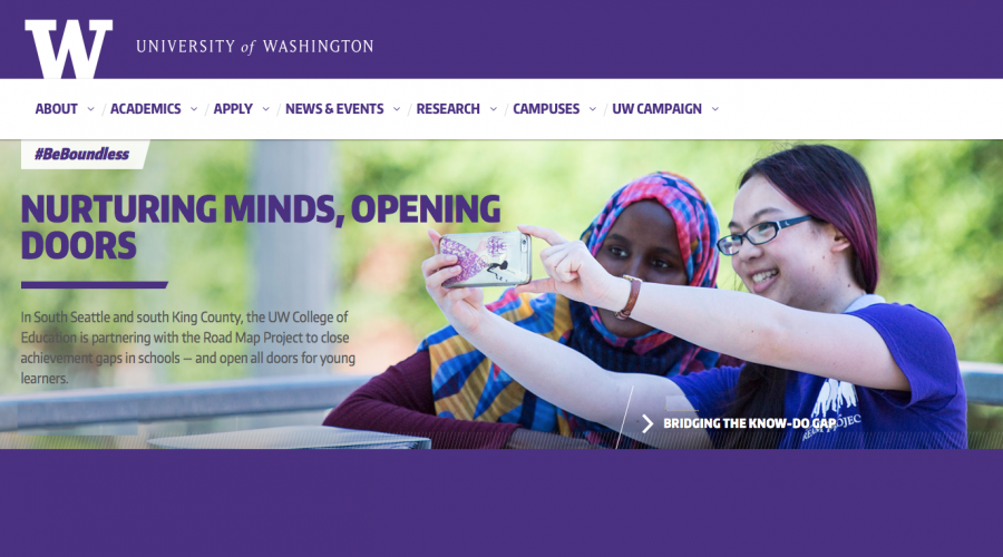University of Washington's search for a marketing leader