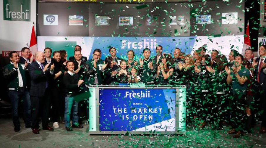 Freshii restaurants bag $96 million in IPO