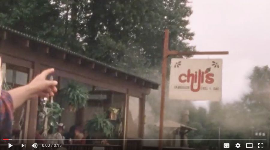 New CMO jumps on the grill at Chili's