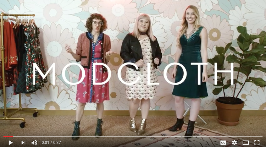 Modcloth gets some really deep pockets