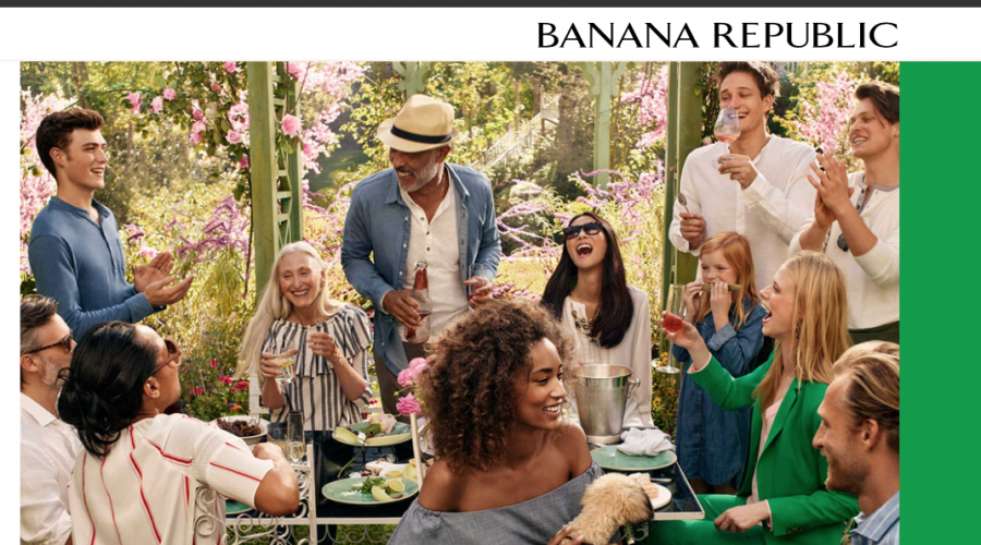 Banana Republic hunts for marketing head