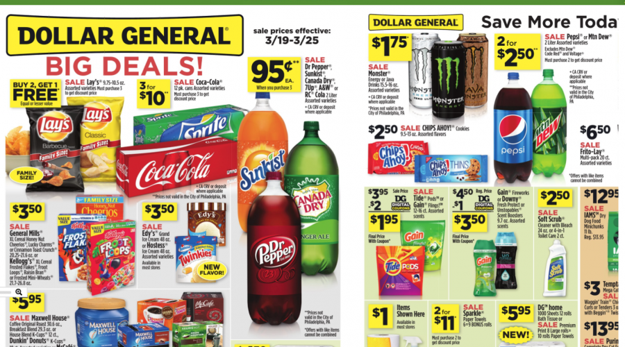 Dollar General Reveals Fresh Ambitions