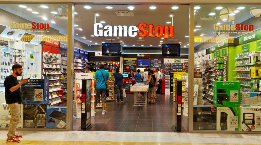 Stop GameStop from going the way of Blockbuster