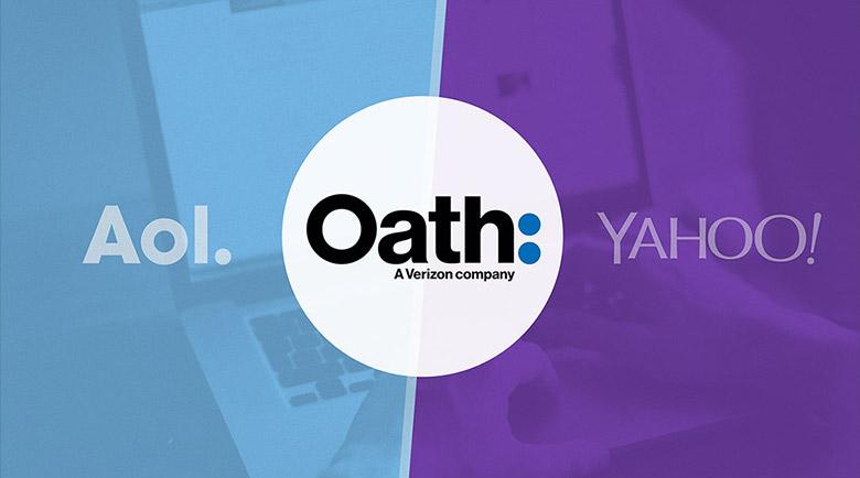 Yahoo + AOL = Oath