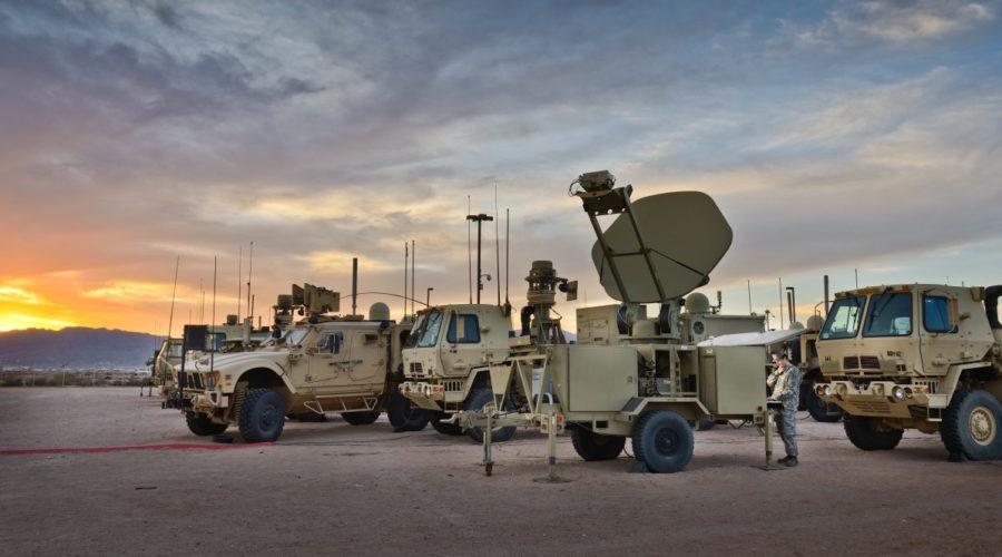 Department of Defense contractor seeks Marketing General